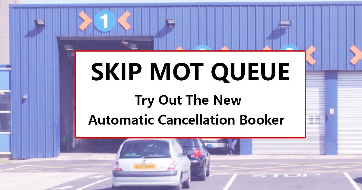 MOT NI   Automatic Cancellation Booker